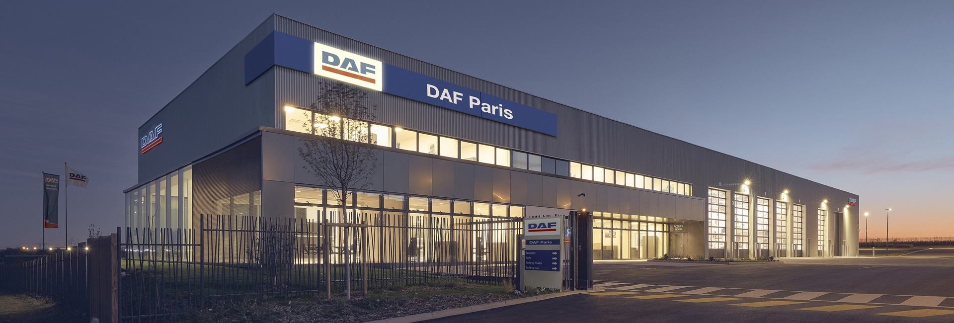 DAF Paris - Louvres