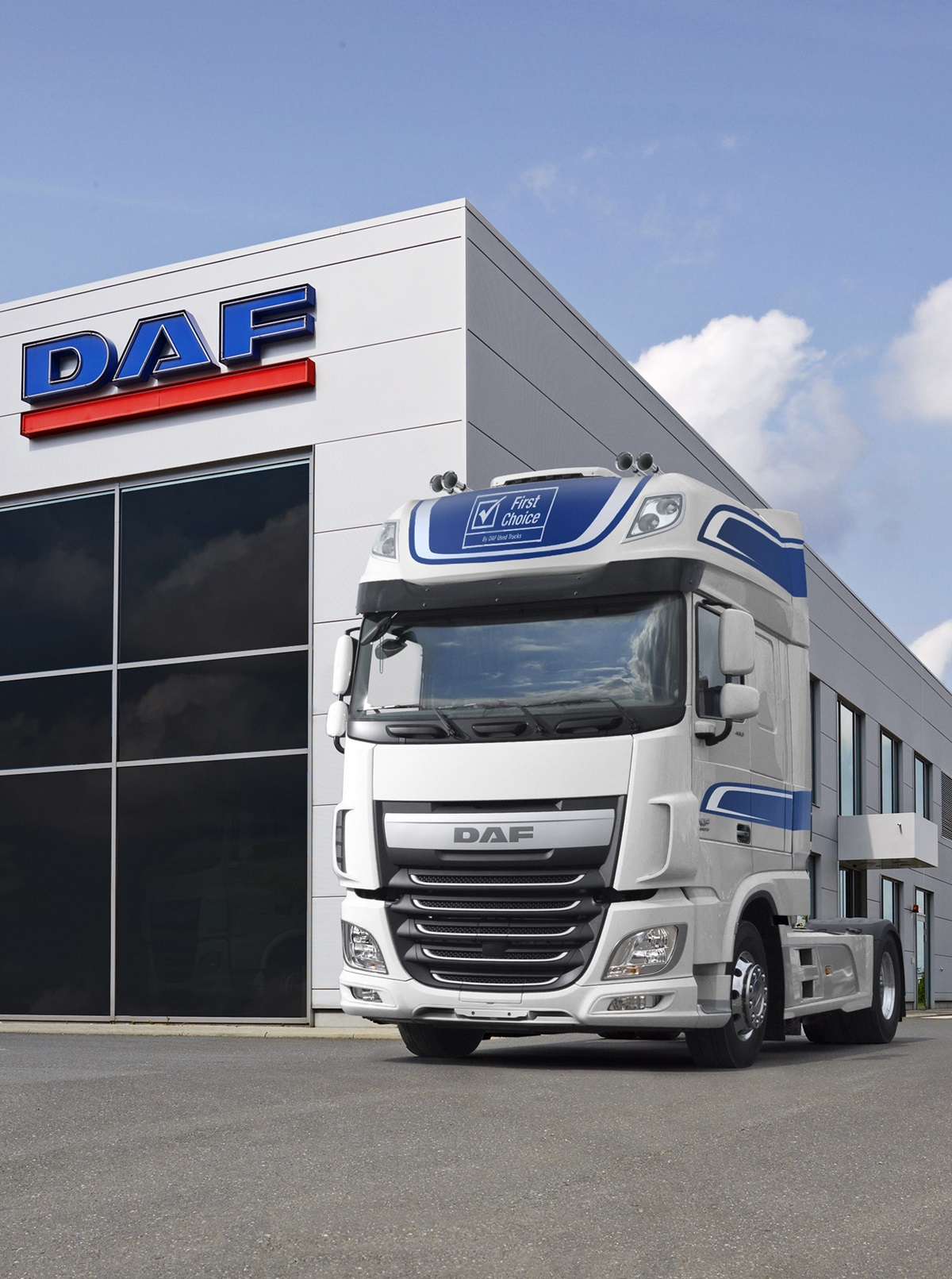 DAF Used Trucks teaser
